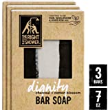 The Right To Shower Bar Soap, Dignity, 7 oz, Pack of 3