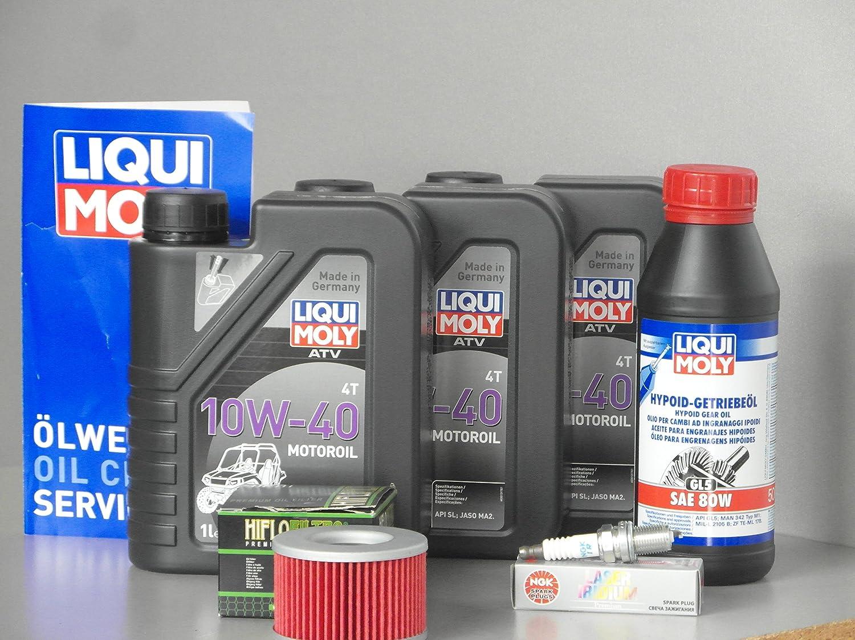 Kit de mantenimiento para ATV / Quad Honda TRX 650 TRX ...