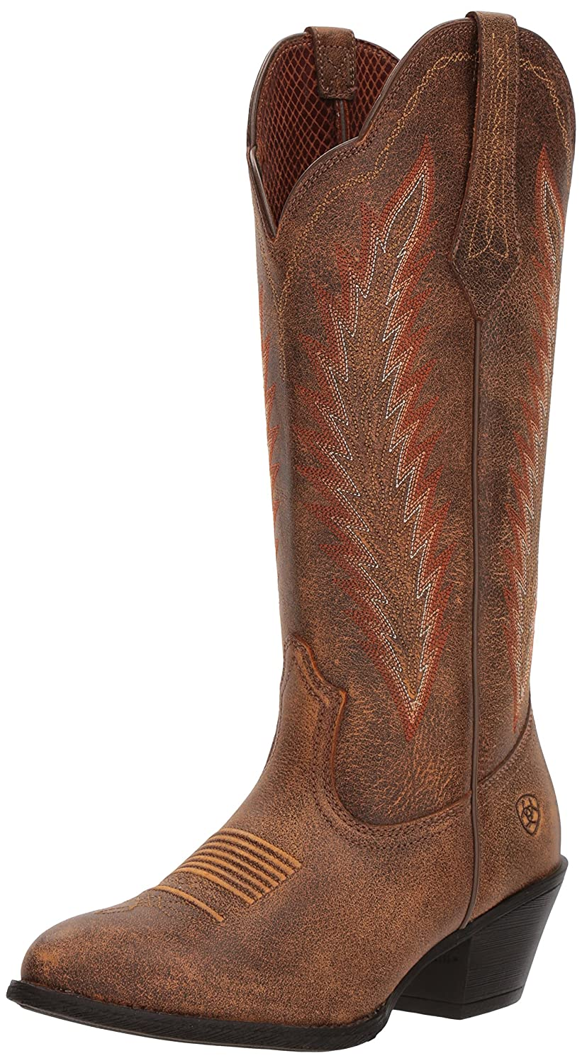 Cheap Limited Edition Ariat Vaquera Caiman Cowgirl Boot(Women's) -Black Caiman Belly/Black Full Grain Leather Outlet Shop For Sale Low Cost From China Discount Choice cdDFUbV