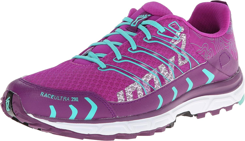 inov-8 Race Ultra 290 - Zapatillas trail running para mujer - violeta/Turquesa Talla 36 2015: Amazon.es: Zapatos y complementos