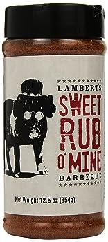 Lambert's Sweet Rub O' Mine 12.5-ounce BBQ Rub