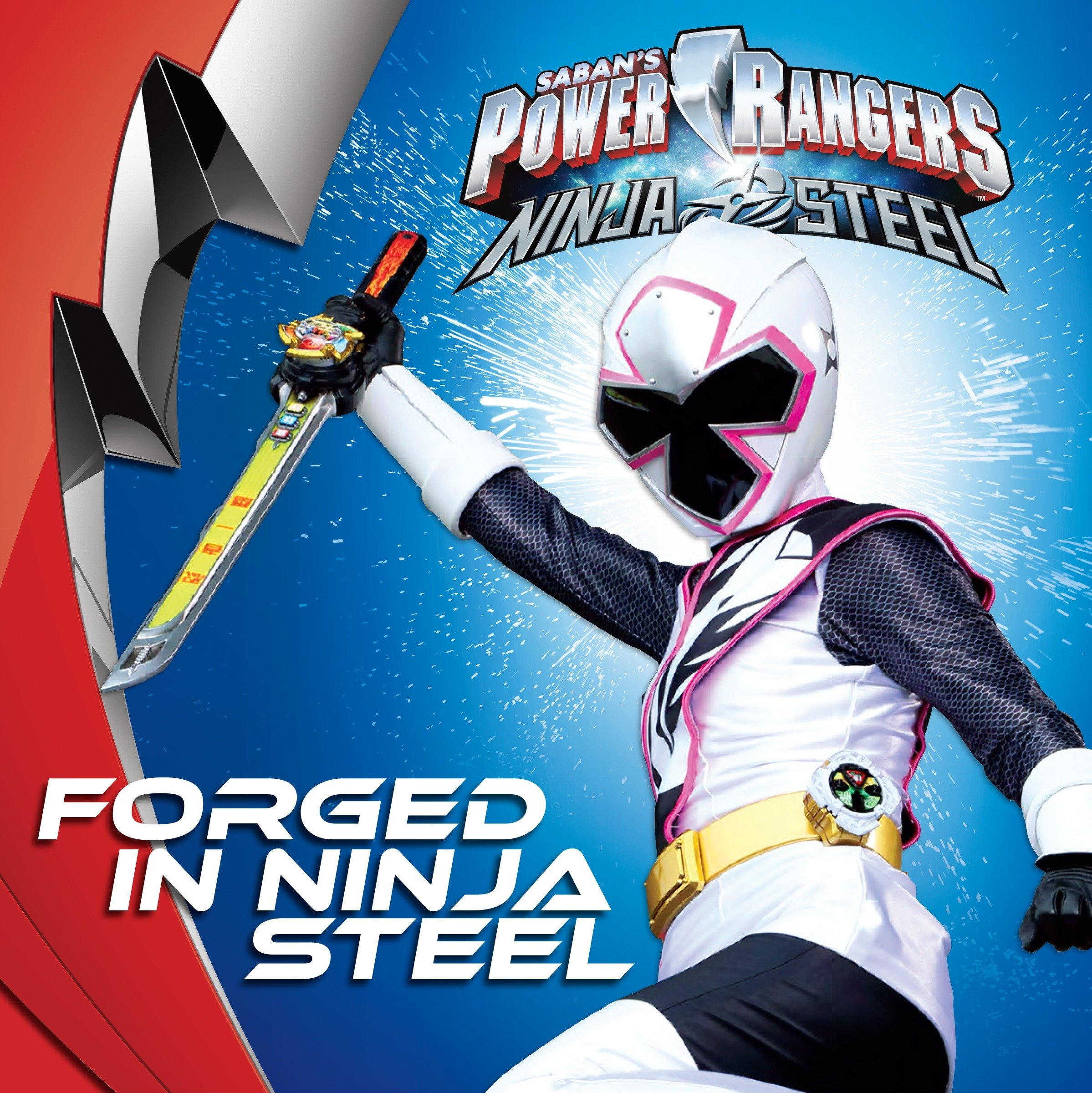Amazon.com: Forged in Ninja Steel (Power Rangers ...