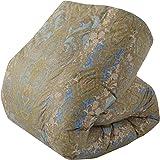 东京西川 羽绒被 单人 日本制 法国白鸭绒85% 除臭 fresh-up加工处理 蓝色 KA07033033A2