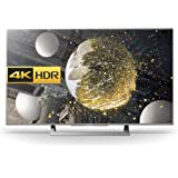 Sony Bravia KD49XD8077 49 inch Android 4K HDR Ultra HD Smart TV with Youview, Freeview HD and PlayStation Now (2016 Model) - Silver