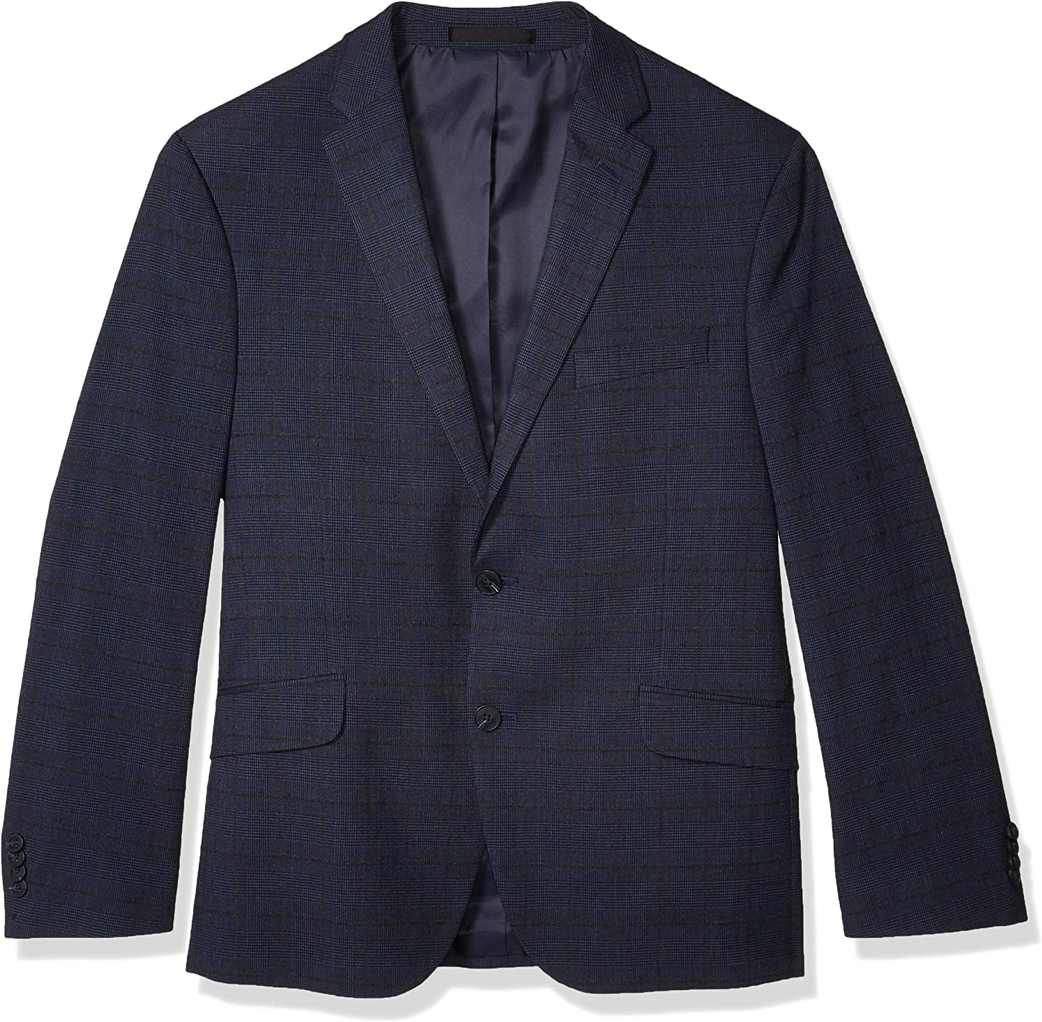 Kenneth Cole REACTION Slim Discount is All items free shipping also underway Fit Men's Blazer