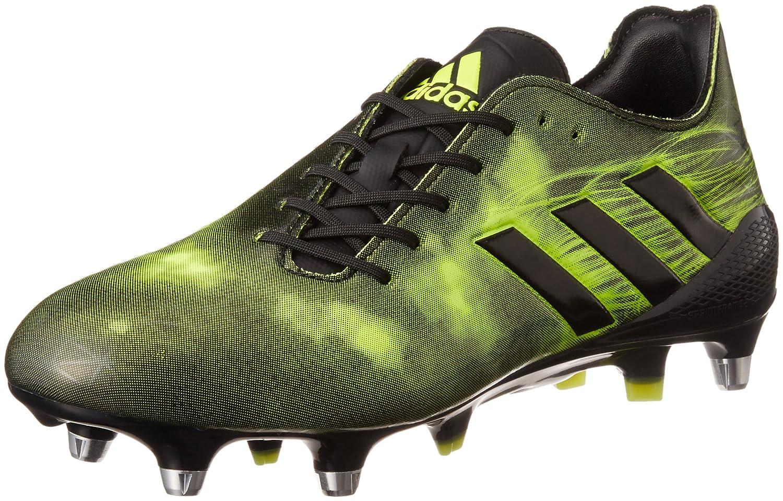 Adidas Herren Crazyquick Malice SG Fußballschuhe, Nero (Negbas Negbas Negbas), 48 EU