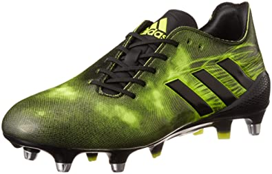 info for 126fd 1a5b2 adidas Crazyquick Malice SG Rugby Boots (6 UK) Black