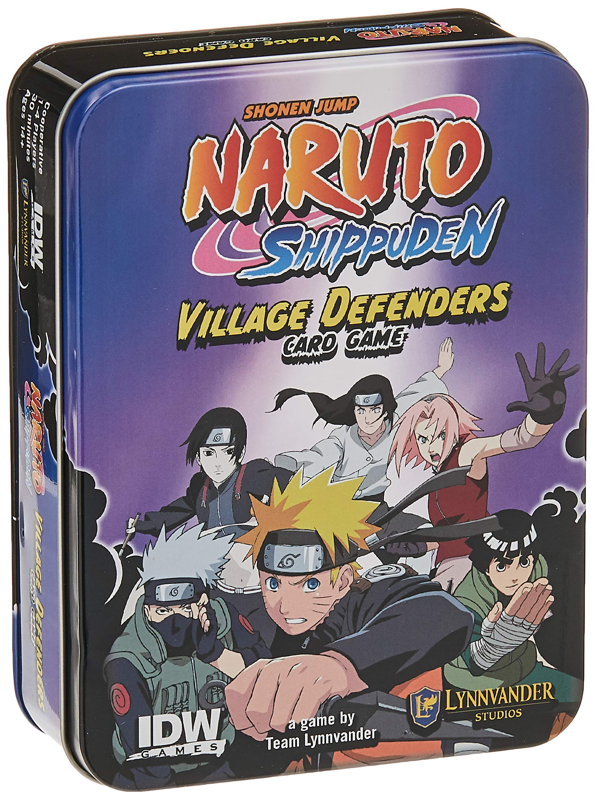 Naruto DEC190745 Card Game