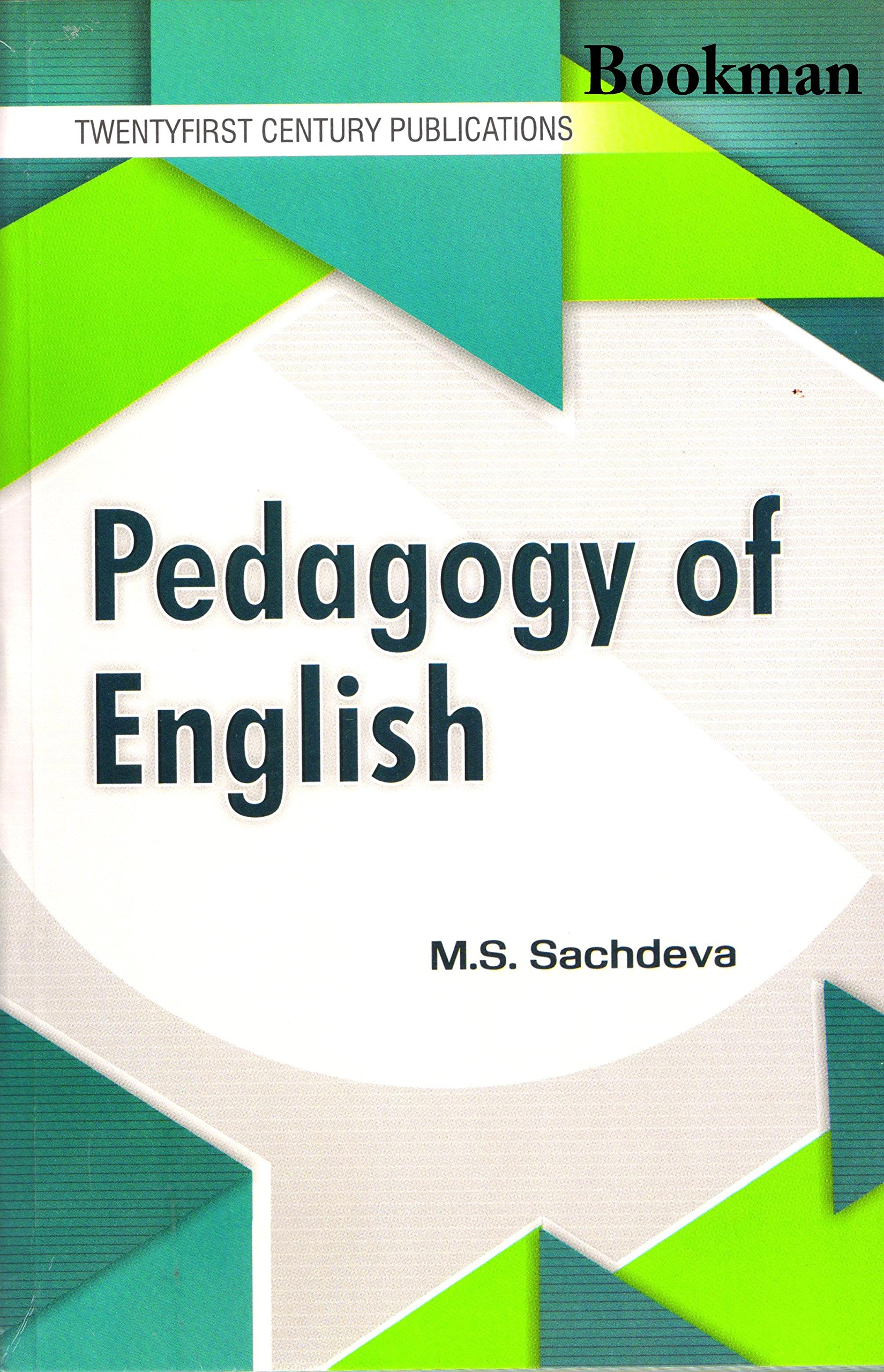 Buy PEDAGOGY OF ENGLISH Book Online at Low Prices in India ...