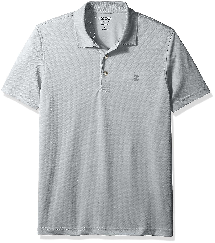 Amazon Izod Mens Golf Title Holder Short Sleeve Polo Clothing