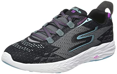 Skechers Damen Go Run 5 Outdoor Fitnessschuhe
