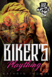 Biker's Plaything (Seven Devils MC Book 1)