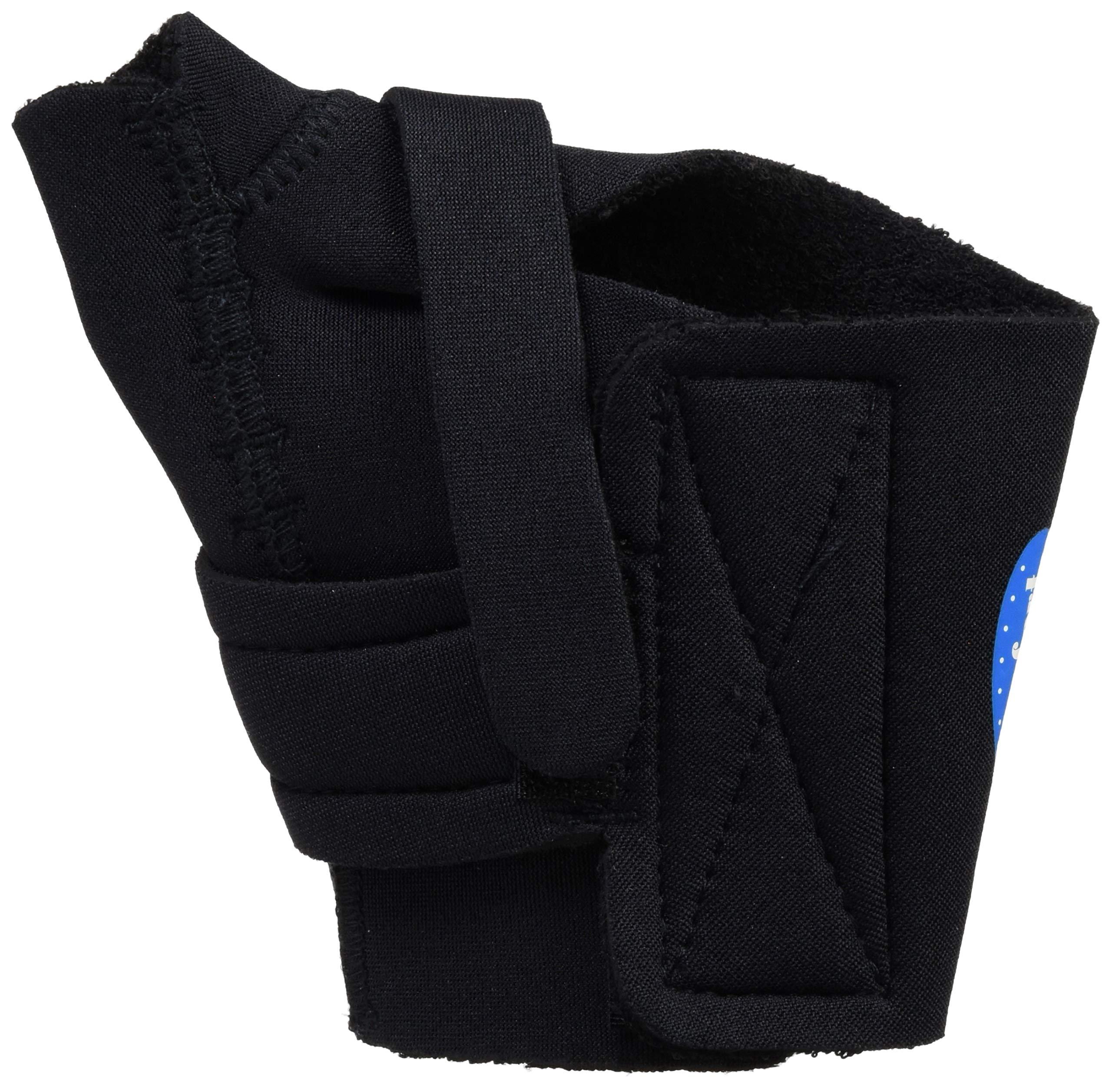 Amazon Com Comfort Cool Arthritis Thumb Splint Black Medium Right
