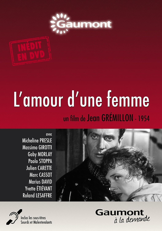 Lamour Dune Femme Francia Dvd Amazones Micheline