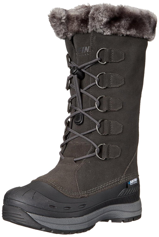 Baffin Women's Judy Snow Boot B004W5RRY6 9 B(M) US|Grey