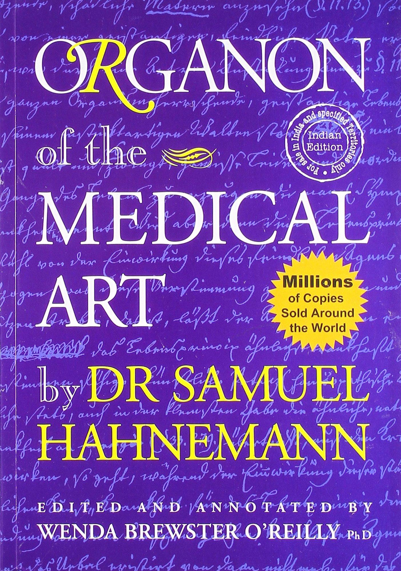 Organon of the medical art by samuel hahnemann memorial steroids australia supplier