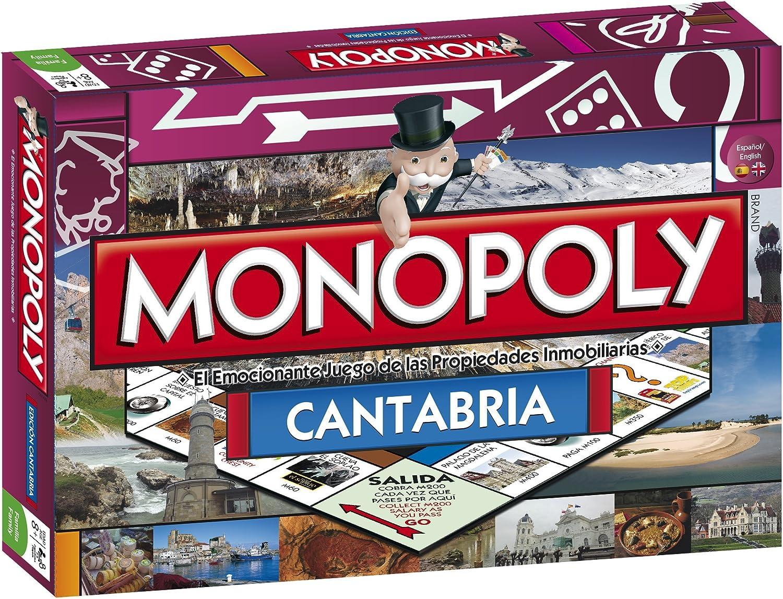 Eleven Force Monopoly Cantabria (82936), Multicolor, Ninguna ...