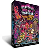 Mixed Current Edition Epic Spell Wars Melee at Murdershroom Marsh Board Game