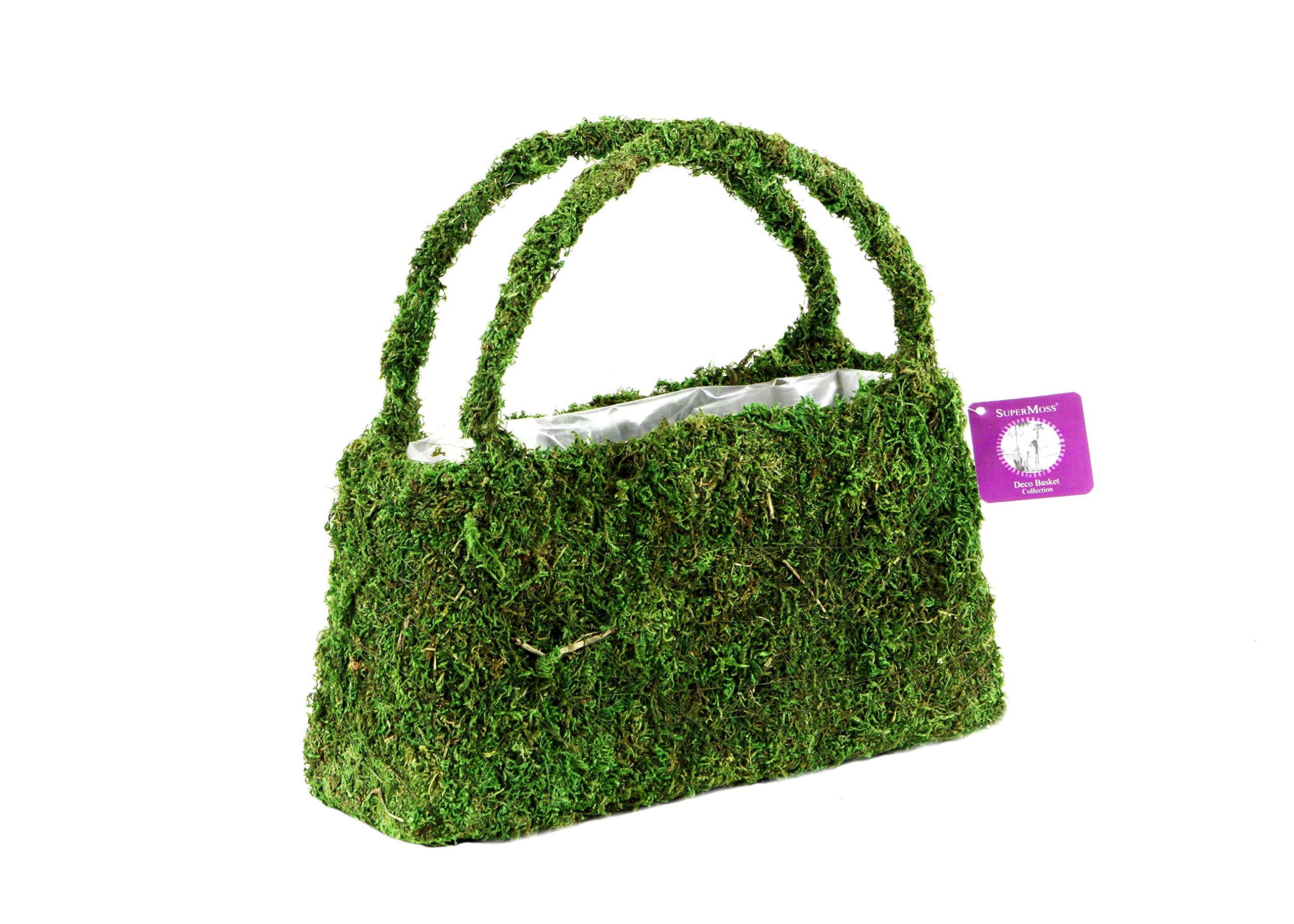 SuperMoss (55503) Beaumont Purse, Fresh Green, Large