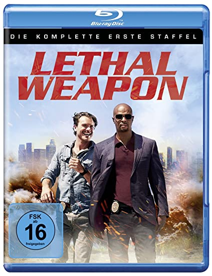 Lethal Weapon - Die komplette 1. Staffel [Blu-ray]