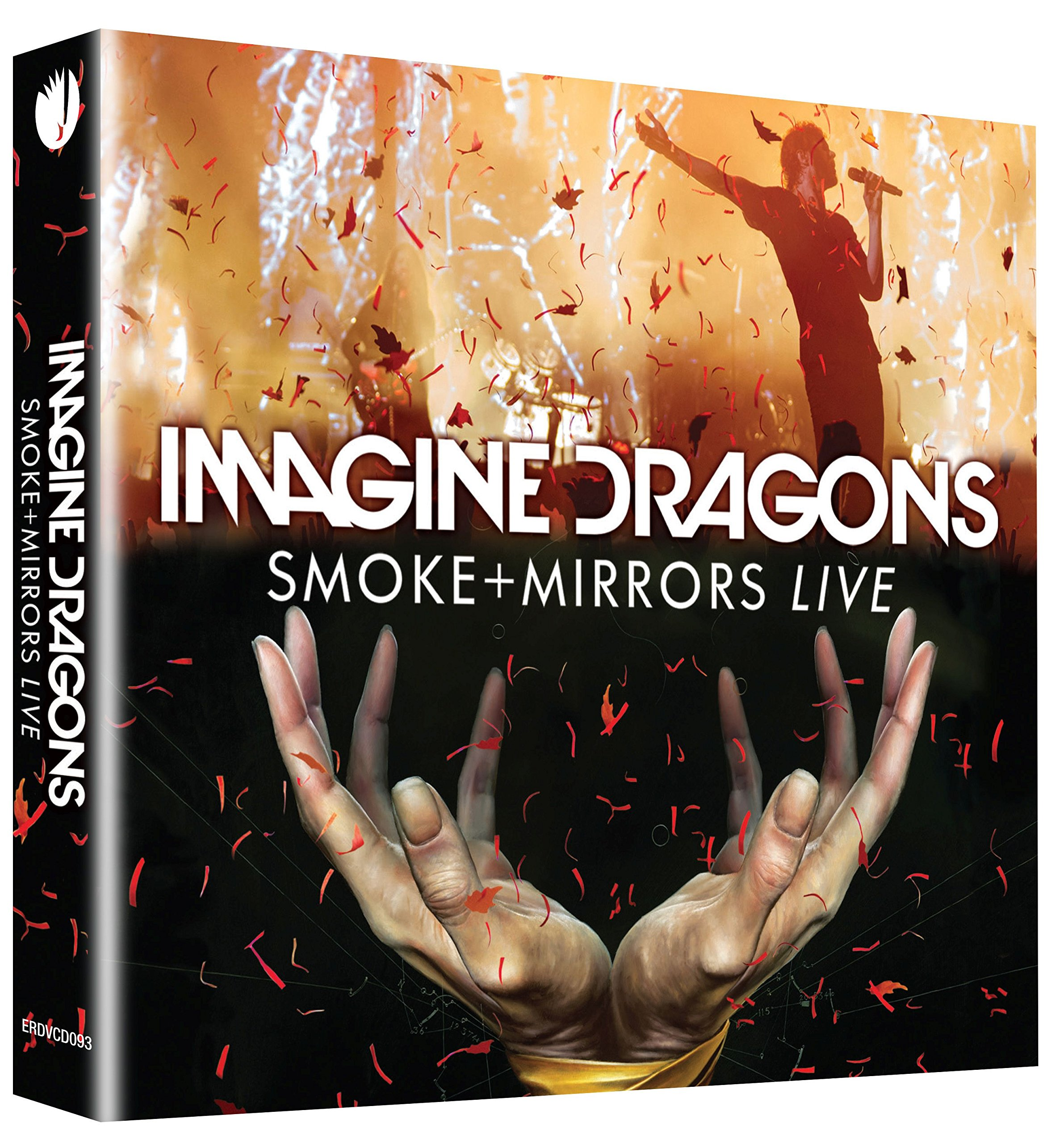 Blu-ray : Imagine Dragons - Smoke + Mirrors Live (With CD, 2 Disc)