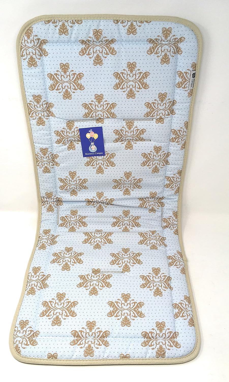 Colchoneta Silla Paseo Universal Recta - Granada- Color azul ...