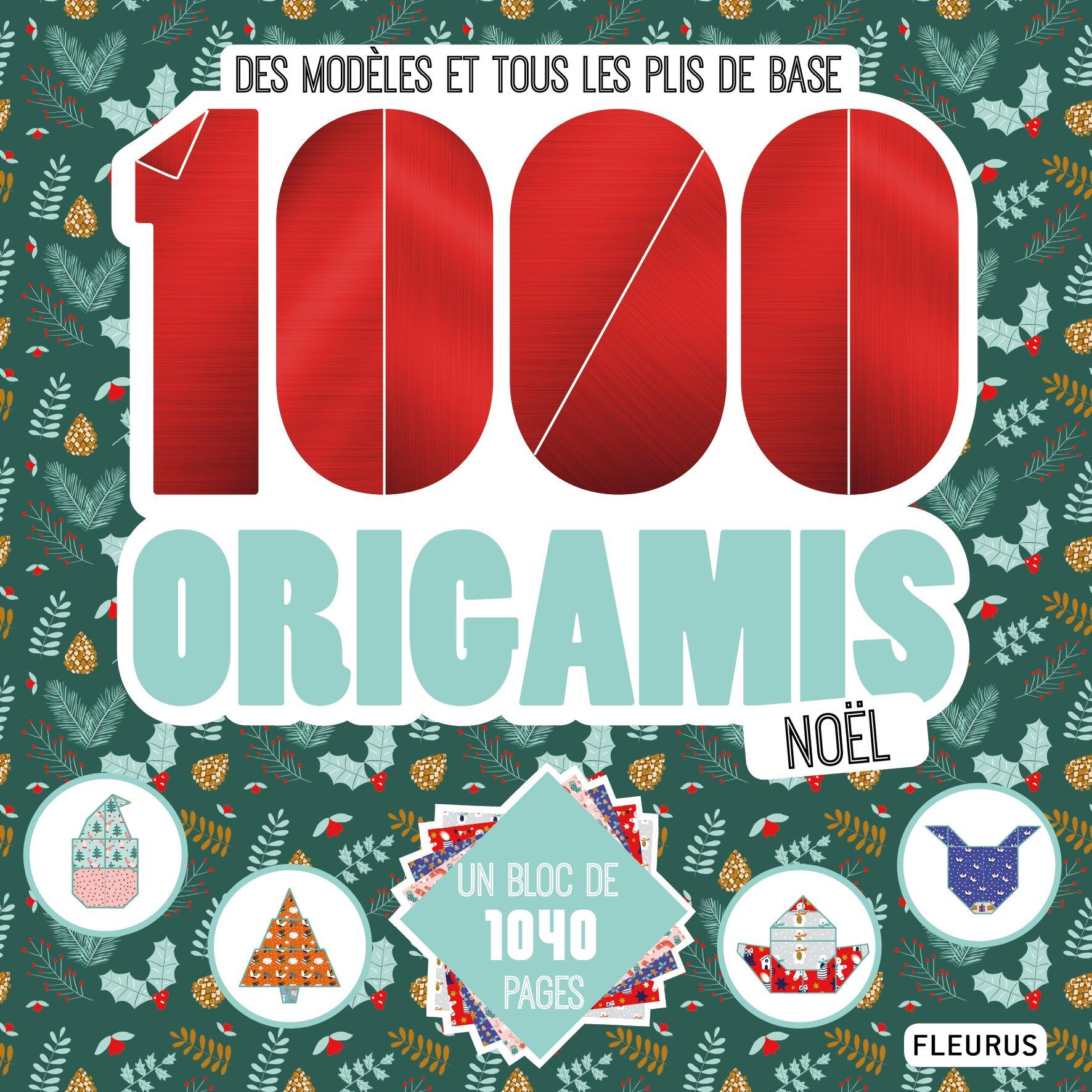 1 000 origamis Noël
