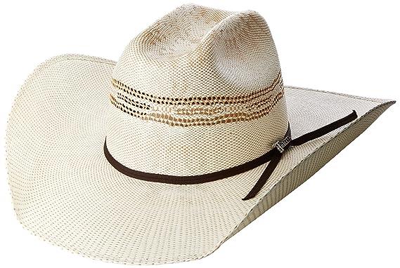 Twister Men s 2-Tone Tan Bangora Maverick Cowboy Hat at Amazon Men s ... e7bfb5f2c609