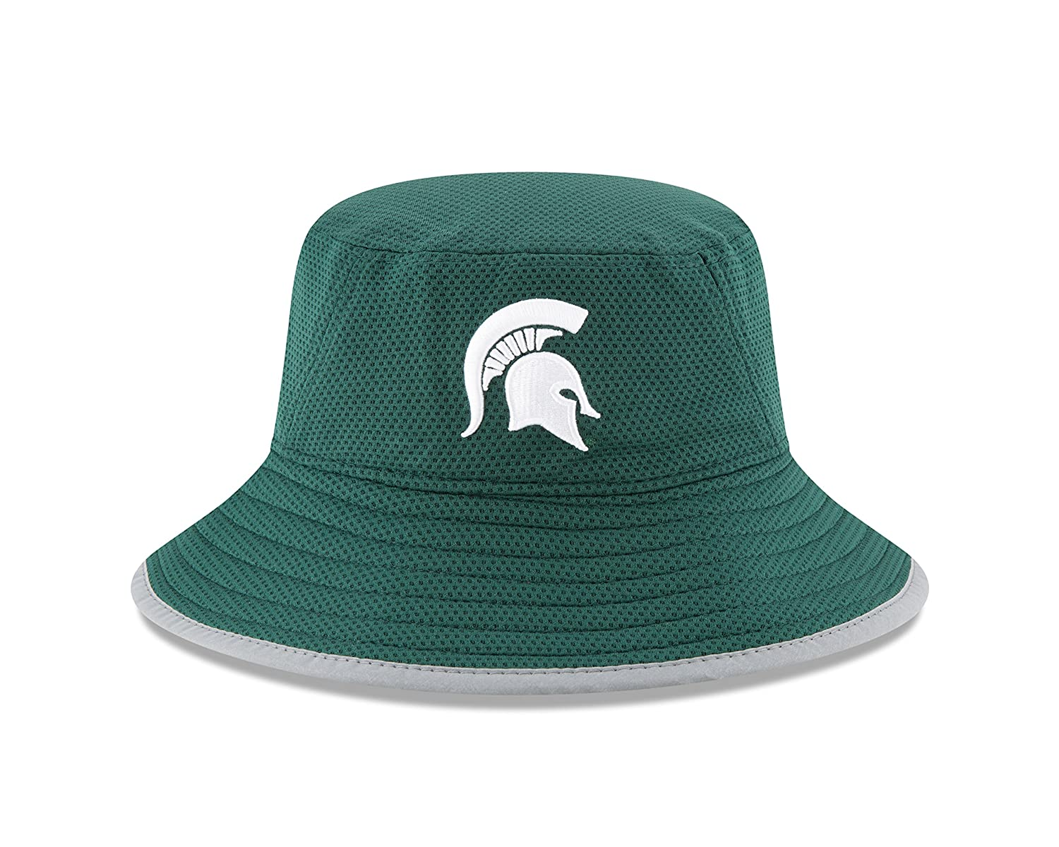 611f7bba0 Amazon.com   New Era NCAA Michigan State Spartans Adult NE16 Training  Bucket Hat