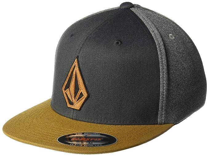 Volcom Mens Stone Stack Jfit Hat: Amazon.es: Ropa y accesorios