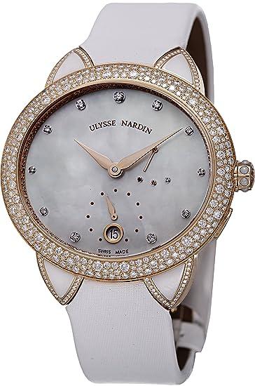 Ulysse Nardin Reloj de Mujer automático 36mm Correa de satén 3106-125BC/991