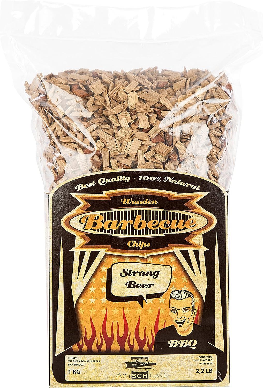 100/g Axtschlag Devil Smoke Bastoncini di Legno per affumicatura 1/kg 100G00M1500V