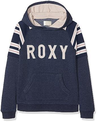 size 40 b6ff5 8dd7e Roxy Unisex Kids Watch The Sea Long Sleeve Fleece Top: Roxy ...
