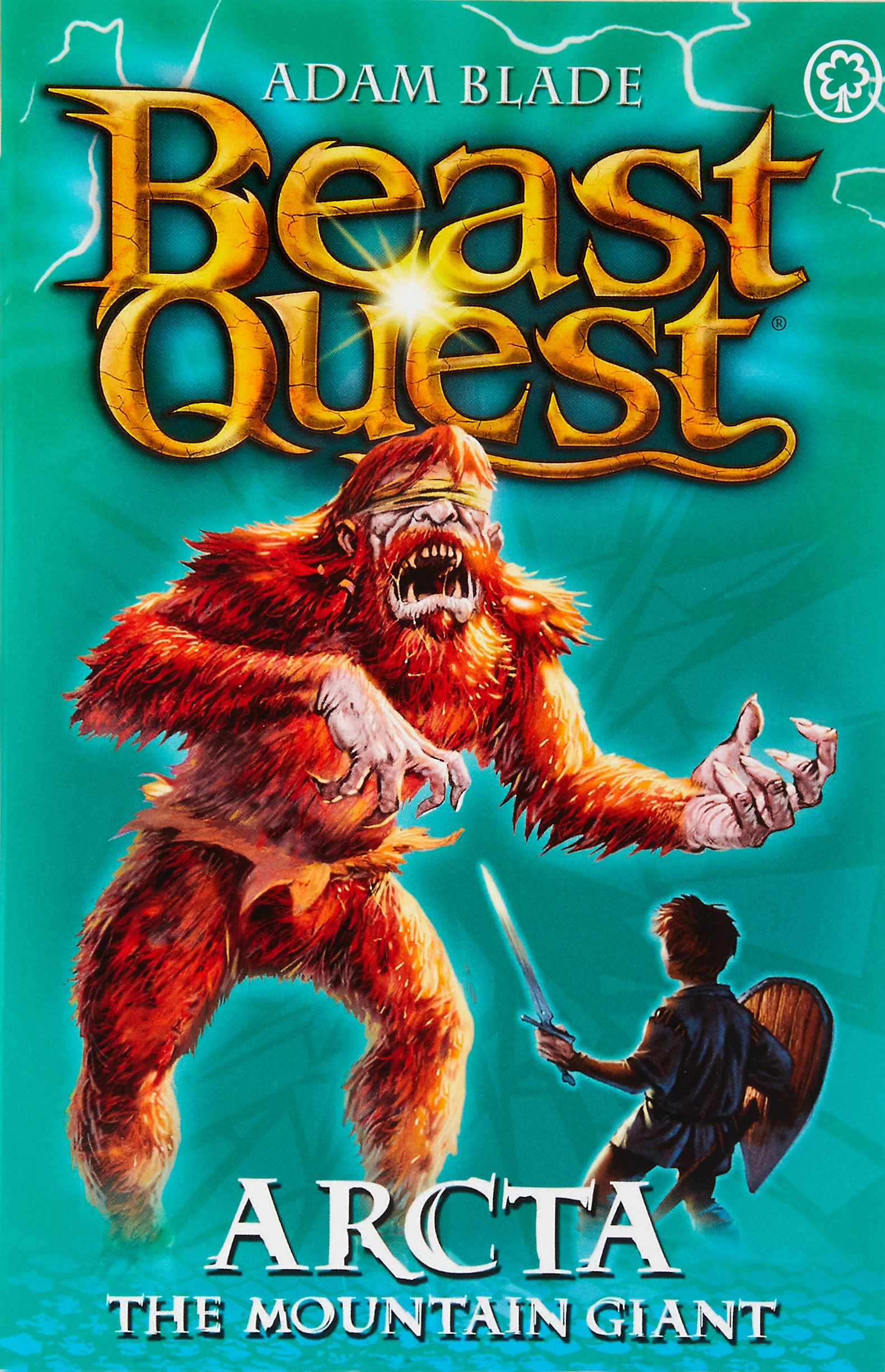 Arcta the Mountain Giant: Series 1 Book 3 (Beast Quest, Band 3)