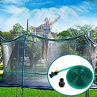 Trampoline Sprinkler voor kinderen Outdoor Water Game Speelgoed Zomer Fun Water Park Achtertuin Waterpark Trampoline…