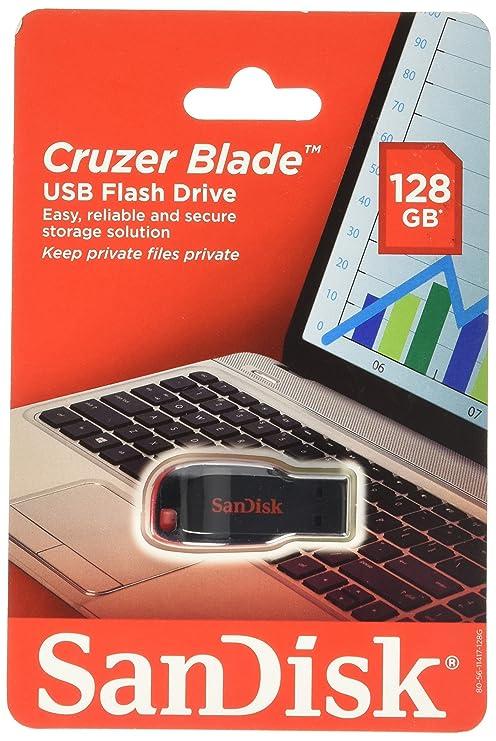 SanDisk Cruzer Blade USB Flash Drive Pen Drives