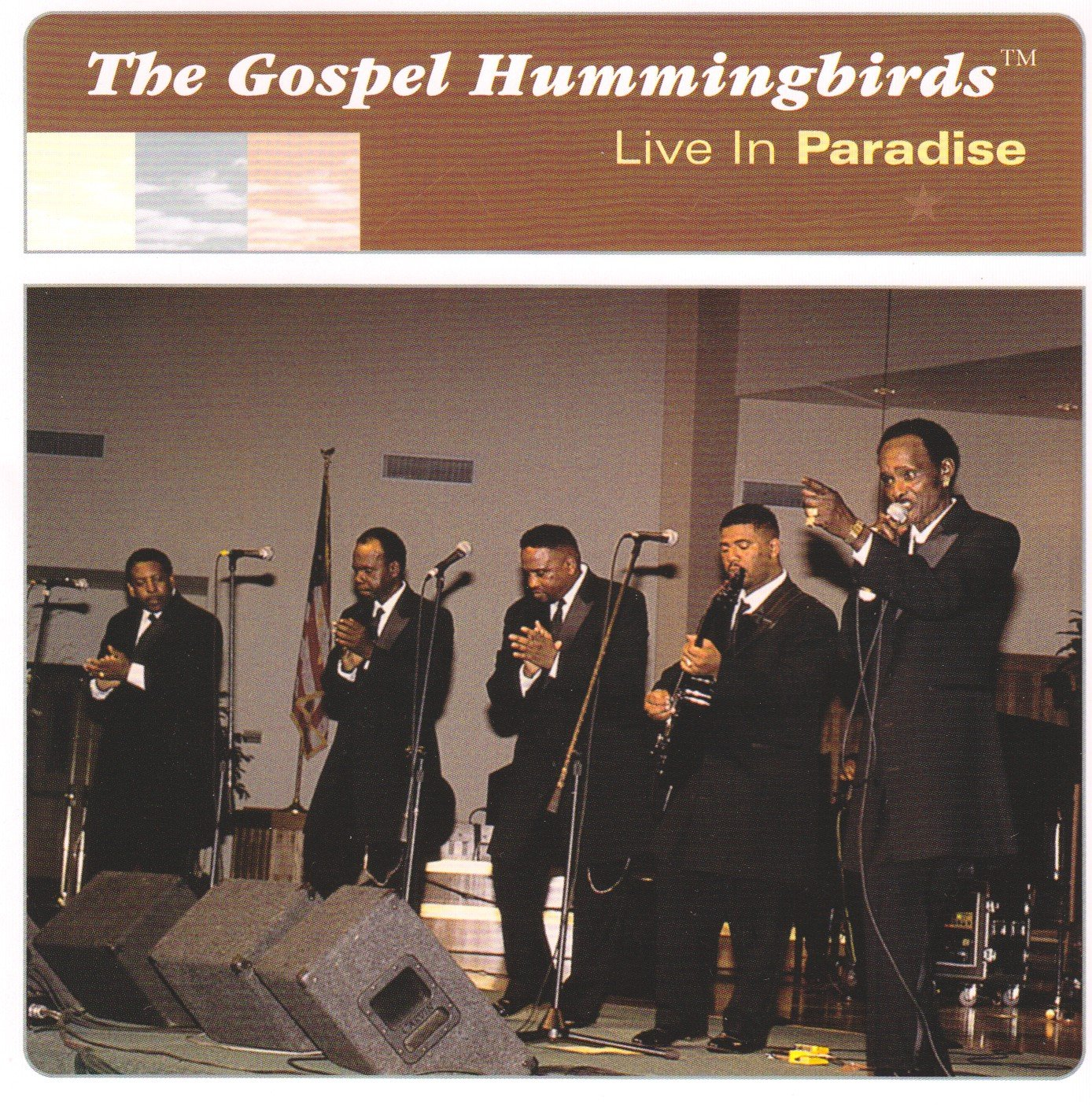 Live in Paradise by Gospel Hummingbirds