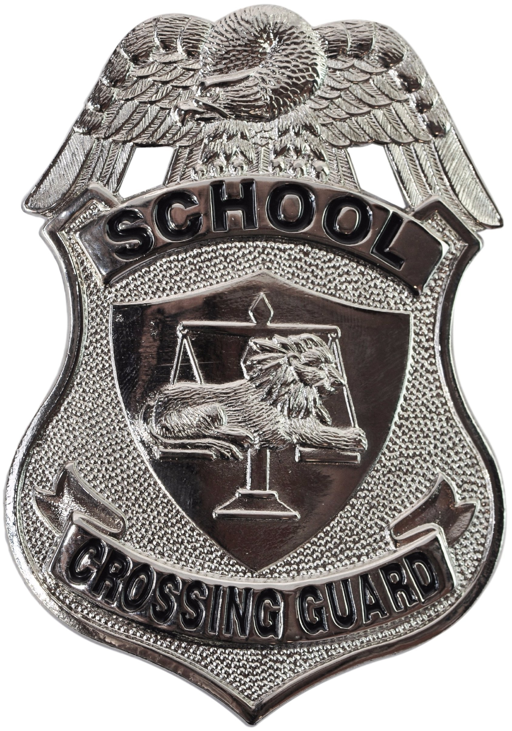 Tactical 365 Operation First Response School Crossing Guard Badge