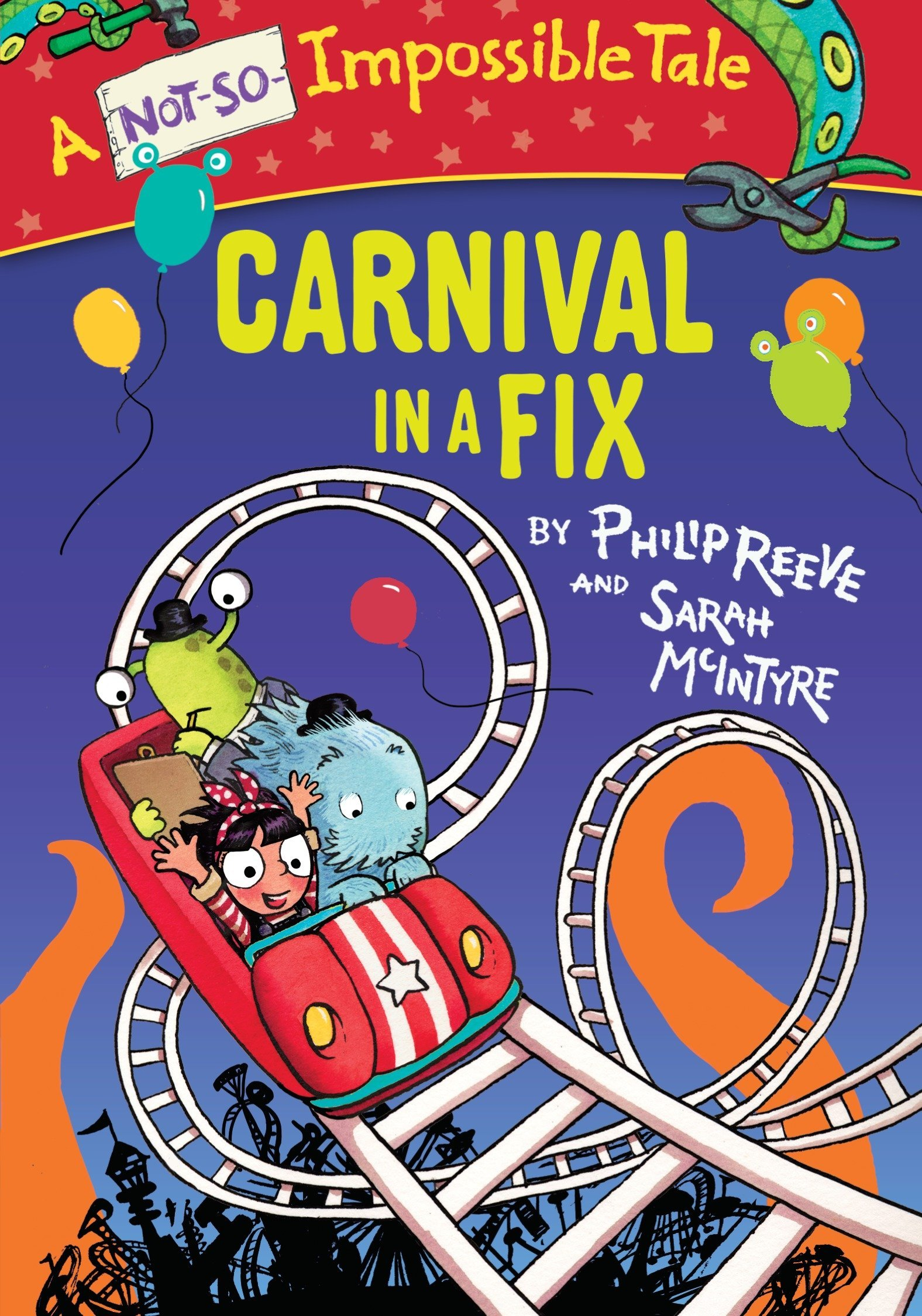 Carnival in a Fix (A Not-So-Impossible Tale) PDF