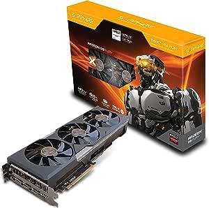 Sapphire Radeon R9 Fury 4GB HBM HDMI / TRIPLE DP Tri-X (UEFI) PCI-Express Graphics Card