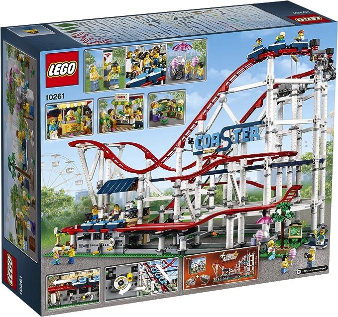 LEGO Creator Expert 10261 - Juego de posavasos (4124 piezas)