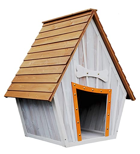 PJ: Productos para Mascotas de Madera Casa para Perro