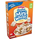 Kellogg's Frosted Mini-Wheats Frosted Mini-Wheats Bite Size Cereal, 18 ounce