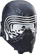 Star Wars The Last Jedi Kylo Ren Electronic Mask