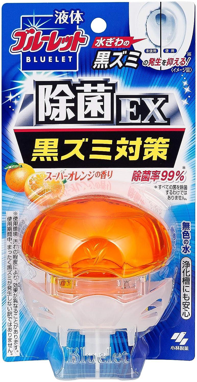<小林製薬>液体ブルーレットおくだけ除菌EX