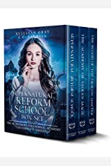 Supernatural Reform School Box Set: Blakemore Paranormal Academy Complete Series Kindle Edition