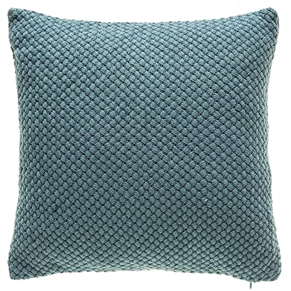 Amazon TINA'S HOME Knitted Decorative Throw Pillows With Down Gorgeous Washable Decorative Pillows