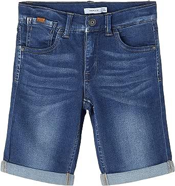 NAME IT Pantalones Vaqueros para Niños
