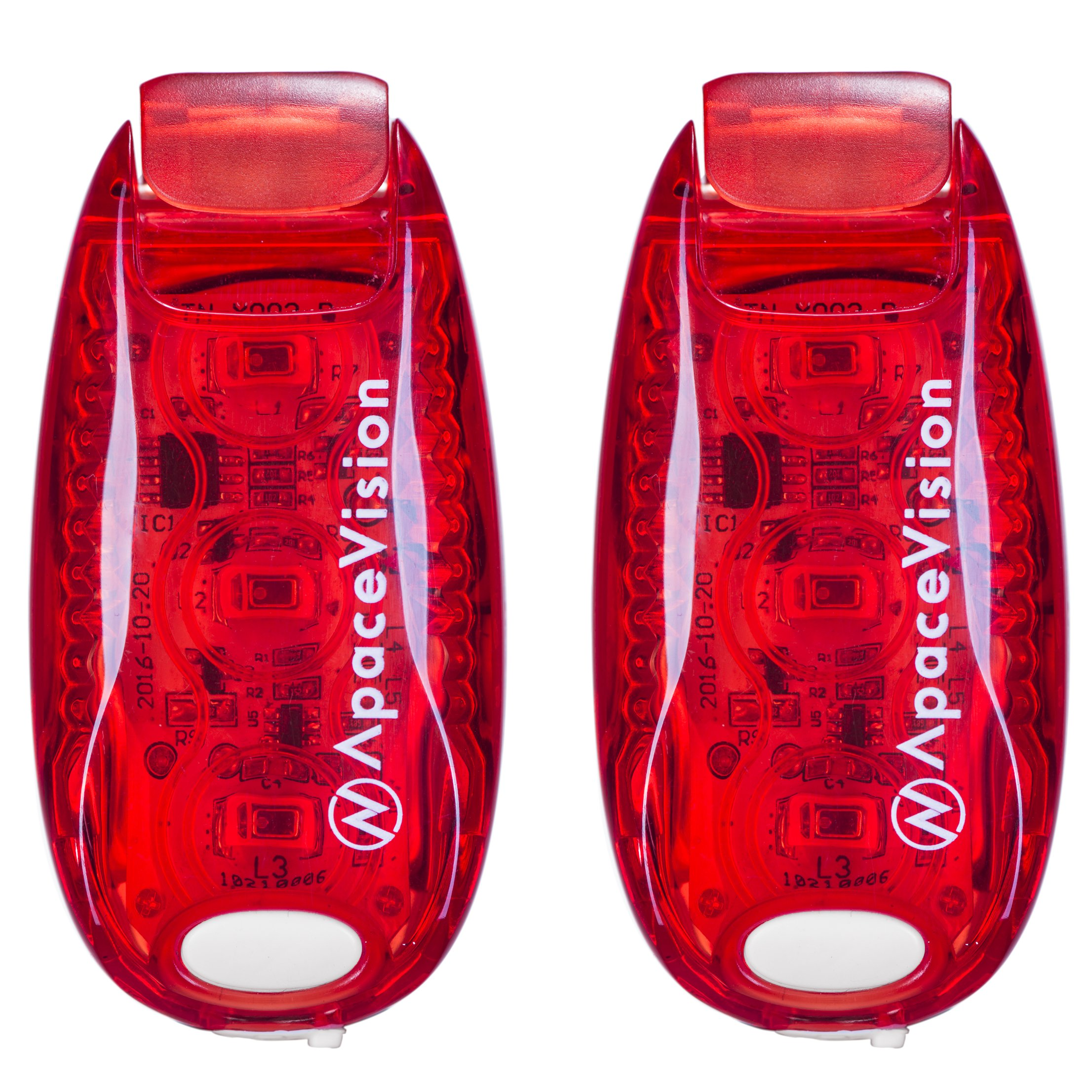 Everlightfx Usb Rechargeable Led Safety Light 2 Pack By