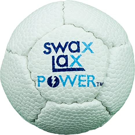 El poder Swax Lax Lacrosse formación pelota es 12% más pesado que ...